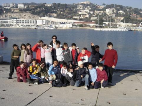 Cime Les Travaux Des Ecoles De Marseille